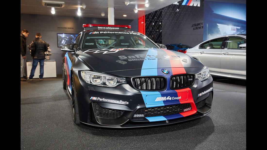BMW M4 Moto-GP Safety Car Genf