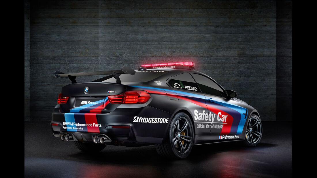 BMW M4 MotoGP Safety Car, Sportwagen, Coupé, MotoGP, 02/15
