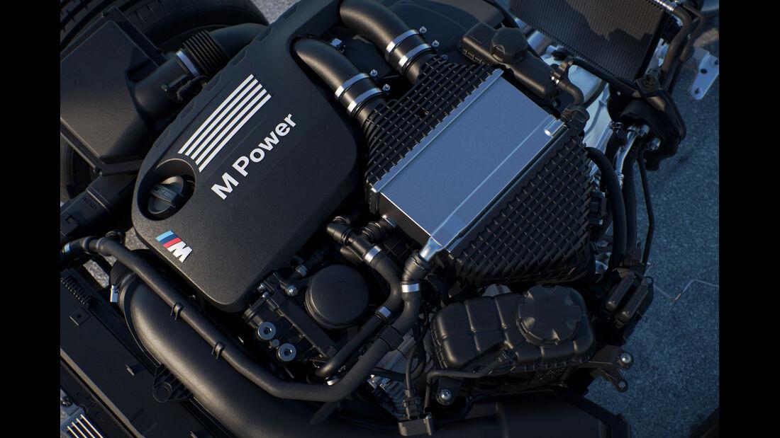 BMW M4 MotoGP Safety Car, Sportwagen, Coupé, Turbomotor, MotoGP, 02/15