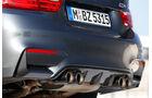 BMW M4 Performance, Auspuff, Endrohre