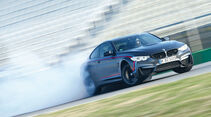 BMW M4 Performance, Frontansicht, Driften