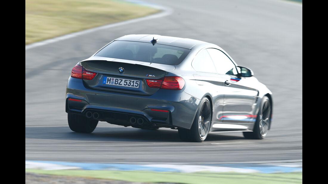 BMW M4 Performance, Heckansicht