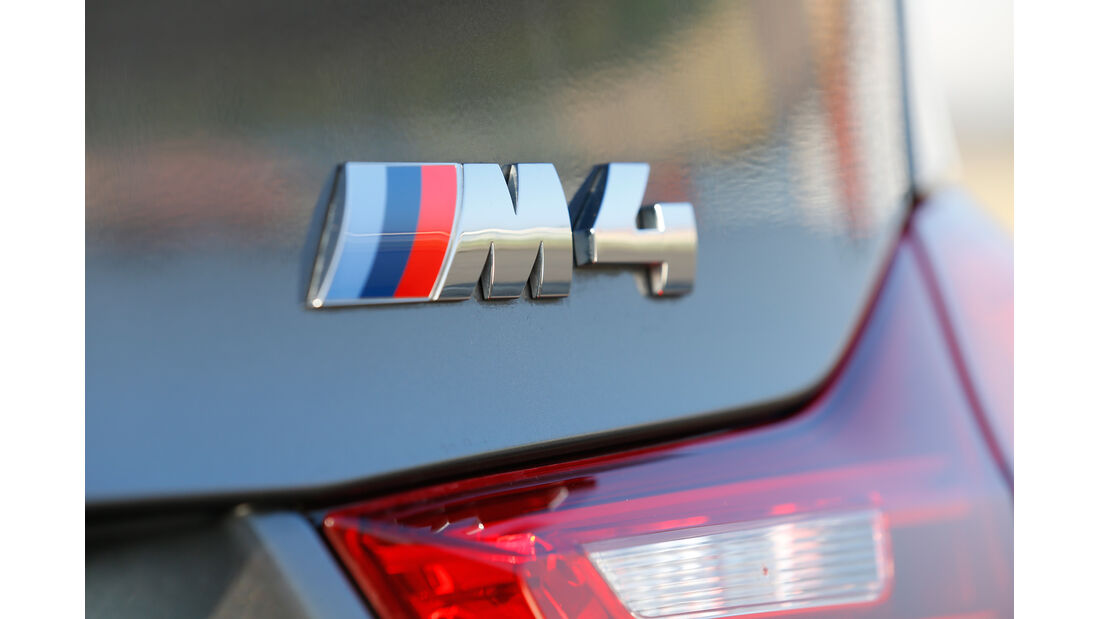 BMW M4 Performance, Typenbezeichnung