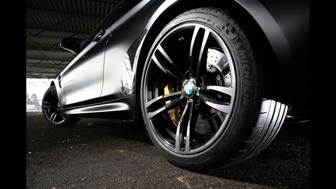 BMW M4, Rad, Felge