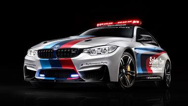 BMW M4 Safety-Car - Moto GP 2014