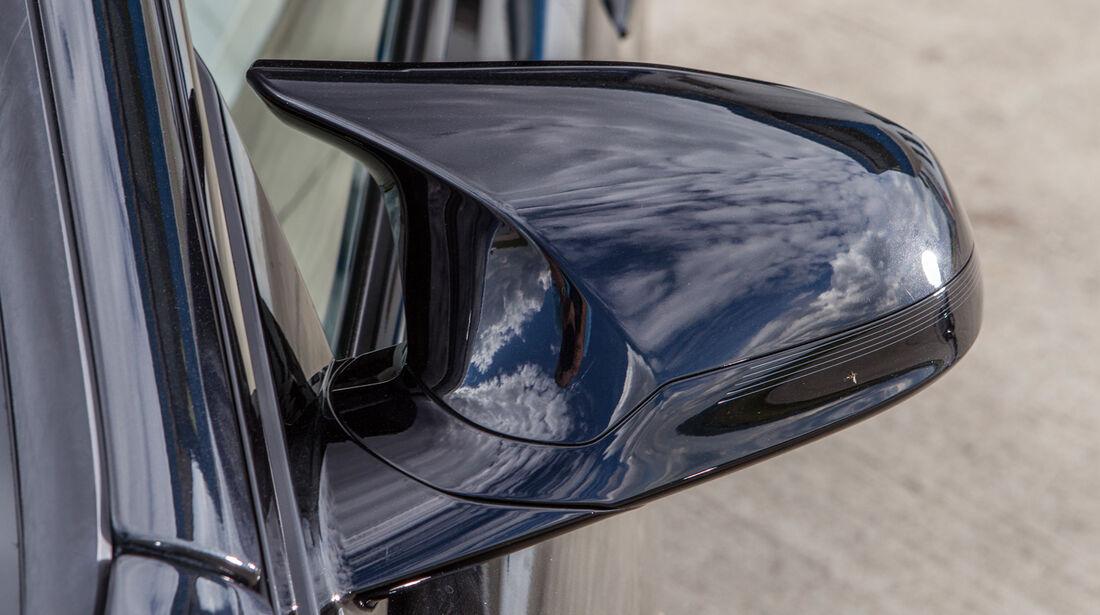BMW M4, Seitenspiegel