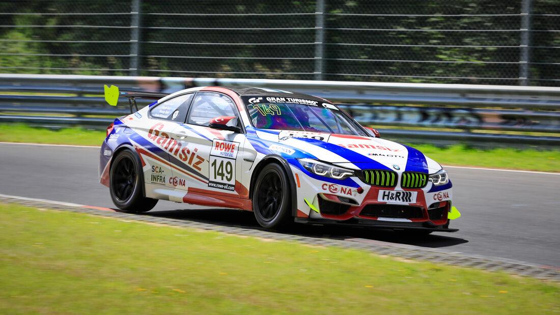 BMW M4 - Startnummer #149 - SP8T - NLS 2020 - Langstreckenmeisterschaft - Nürburgring - Nordschleife
