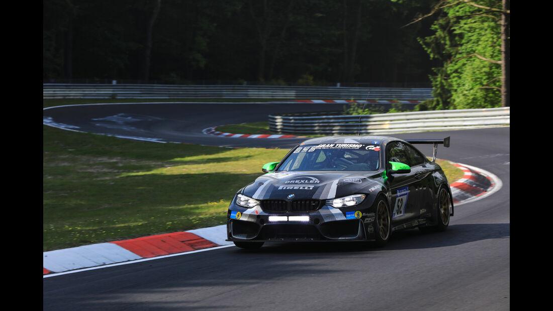 BMW M4 - Startnummer #52 - 24h-Rennen Nürburgring 2017 - Nordschleife - Sonntag - 28.5.2017