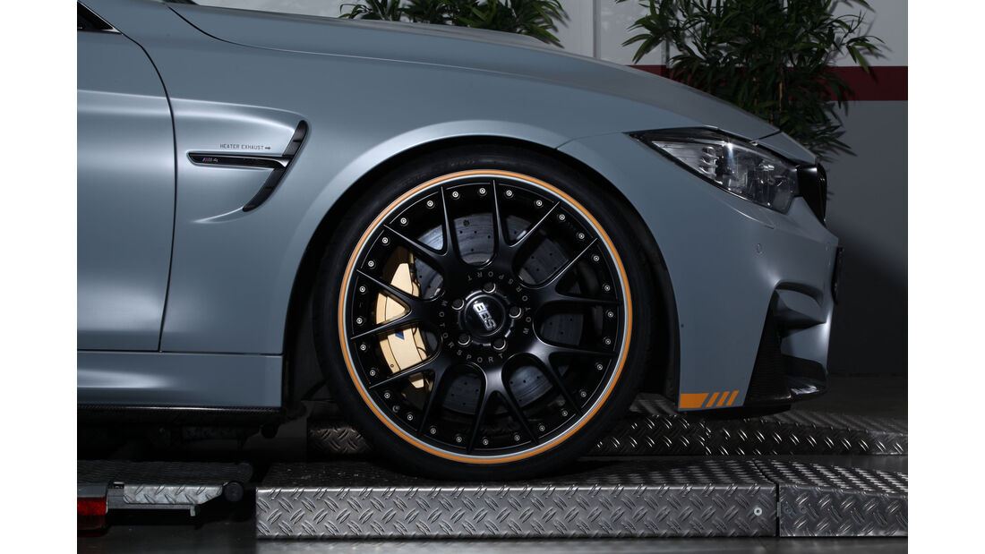 BMW M4 von Cam Shaft und PP Performance
