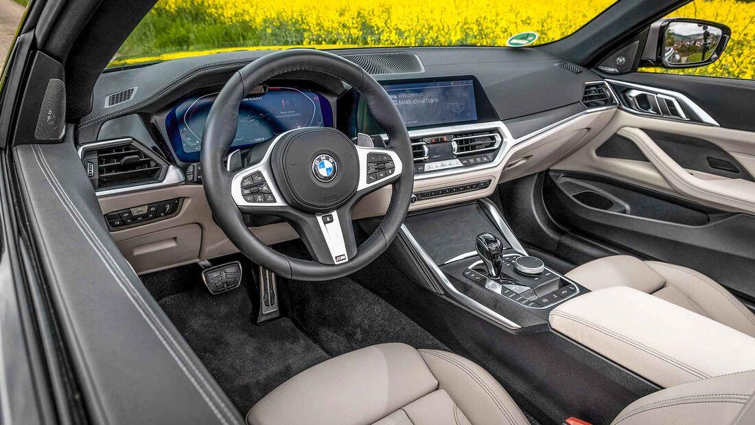 BMW M440i Cabrio
