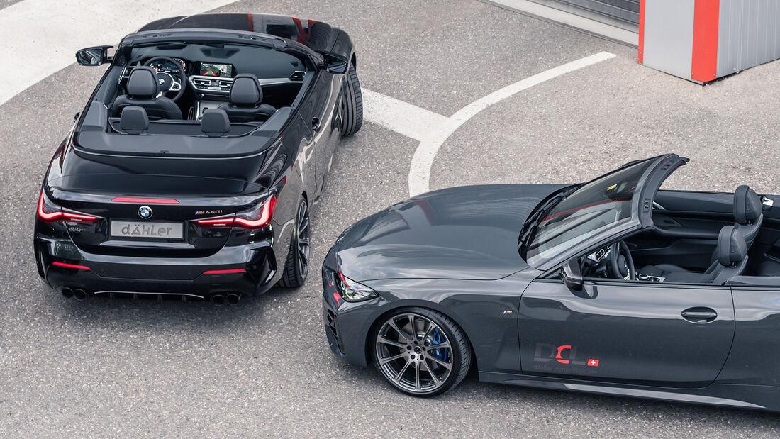 BMW M440i Cabriolet Dähler Competition Line