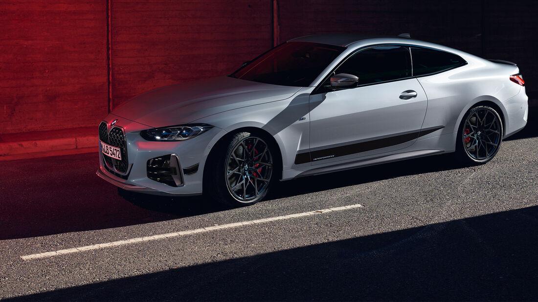 BMW M440i M Performance Parts 2020