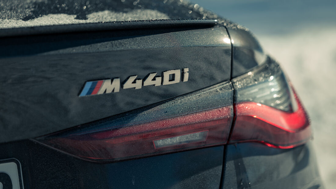 BMW M440i xDrive, Exterieur