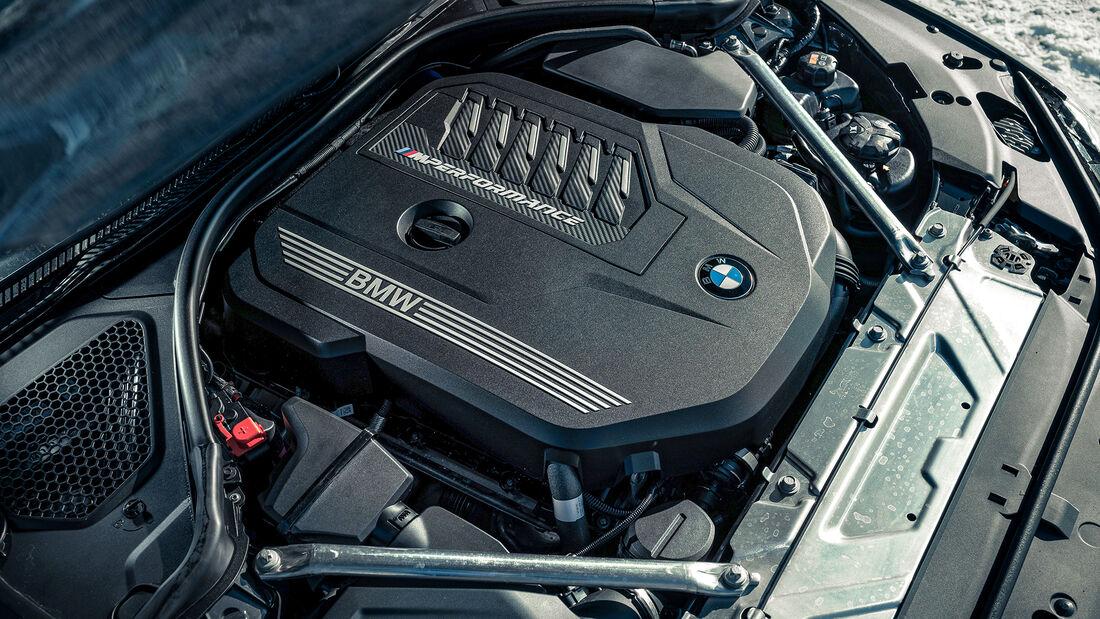 BMW M440i xDrive, Motor
