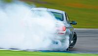 """BMW M5 """"30 Jahre M5"""", Driften, Heckansicht"""