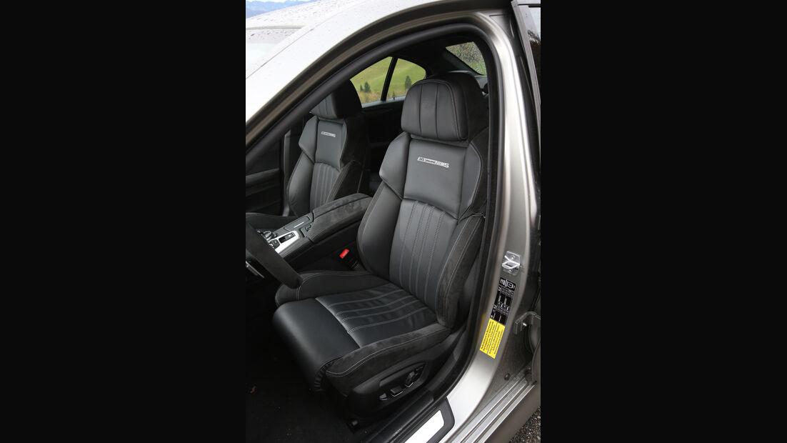 """BMW M5 """"30 Jahre M5"""", Fahrersitz"""