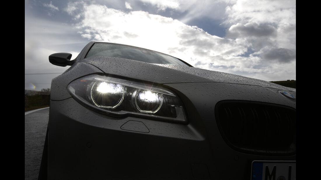 """BMW M5 """"30 Jahre M5"""", Frontscheinwerfer"""
