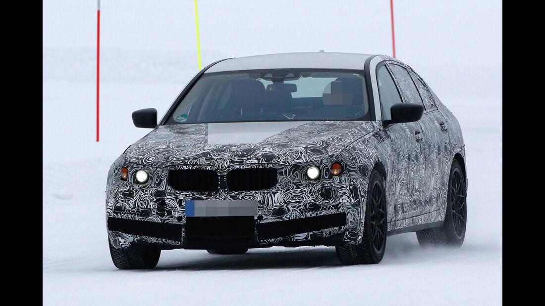 BMW M5 5er Erlkönig