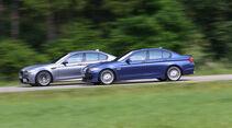 BMW M5, BMW Alpina B5 Biturbo, Seitenansicht