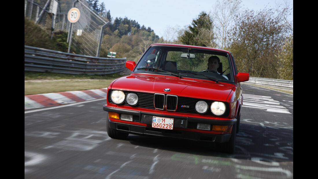 BMW M5, Baujahr 1985