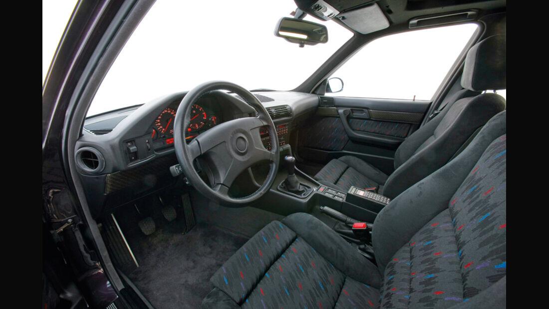 BMW M5, Baujahr 1988