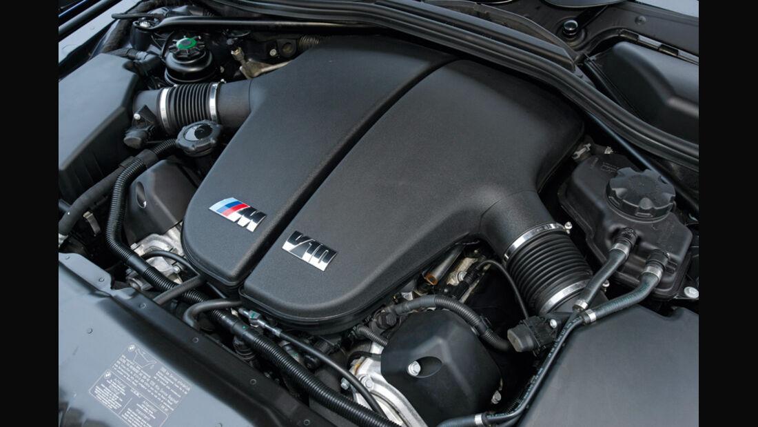 BMW M5, Baujahr 2004