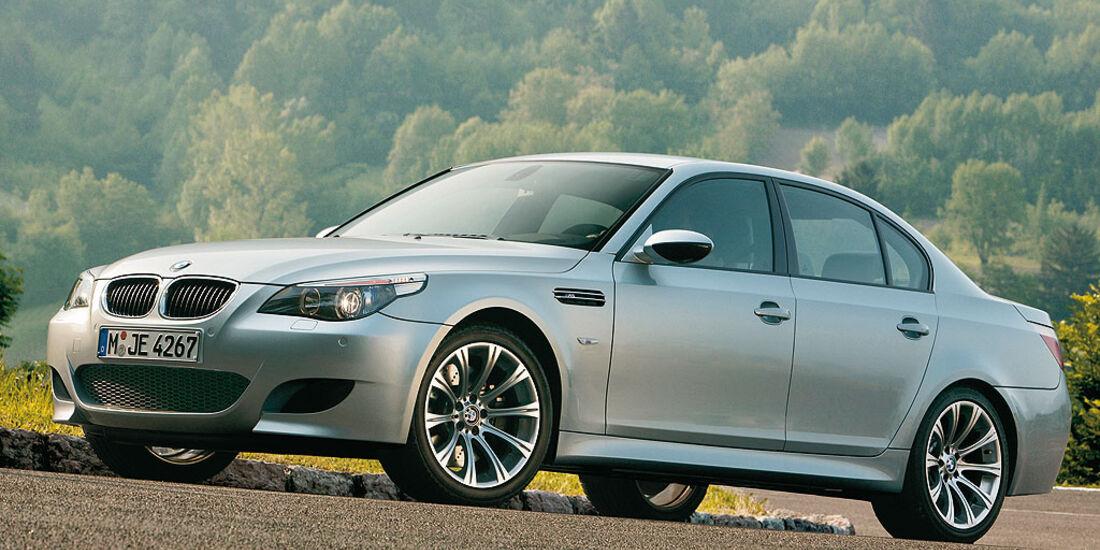 BMW M5 Baujahr 2004