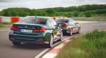 BMW M5 CS, BMW Alpina D5 S, Exterieur
