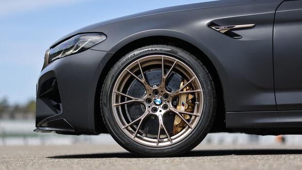 BMW M5 CS, Exterieur