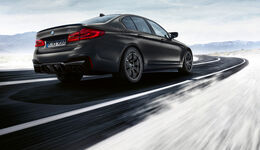 BMW M5 Competition Edition 35 Jahre