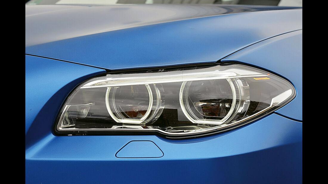 BMW M5 Competition, Frontscheinwerfer