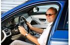 BMW M5 Competition, Horst von Saurma