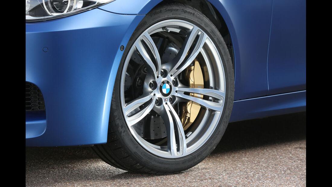 BMW M5 Competition, Rad, Felge, Bremse