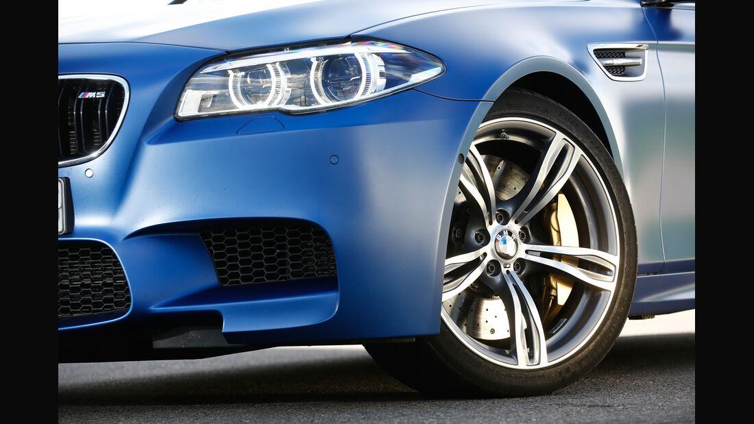 BMW M5 Competition, Rad, Felge