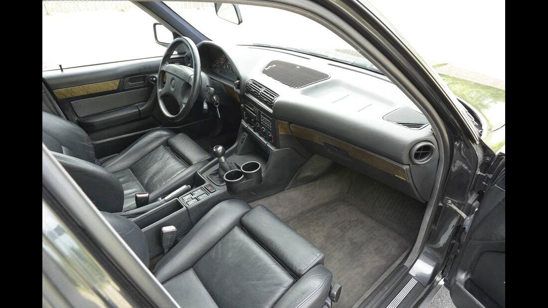 BMW M5 E34 V12