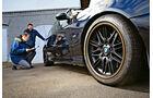 BMW M5 E39, Rad, Felge