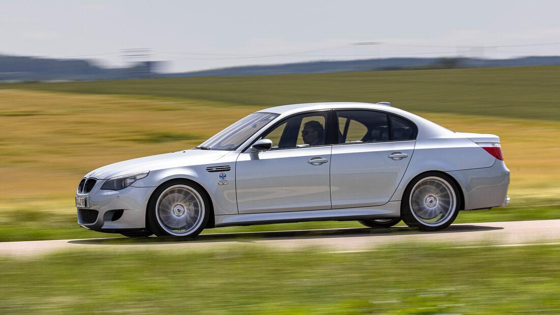 BMW M5 (E60), Exterieur