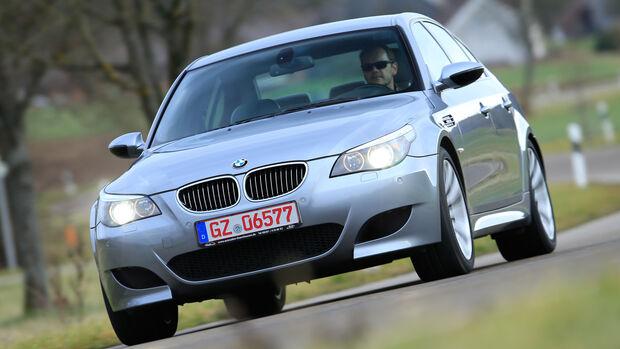 BMW M5 E60, Frontansicht