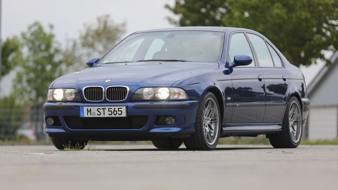 BMW M5, Exterieur