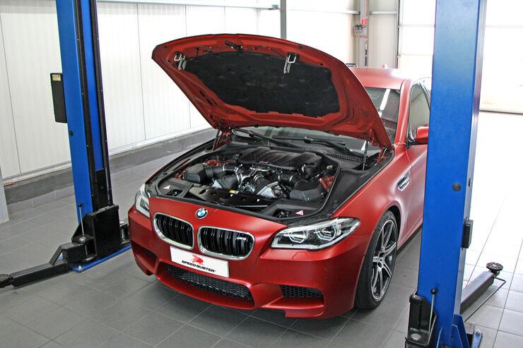 BMW M5 F10 von Speed-Buster