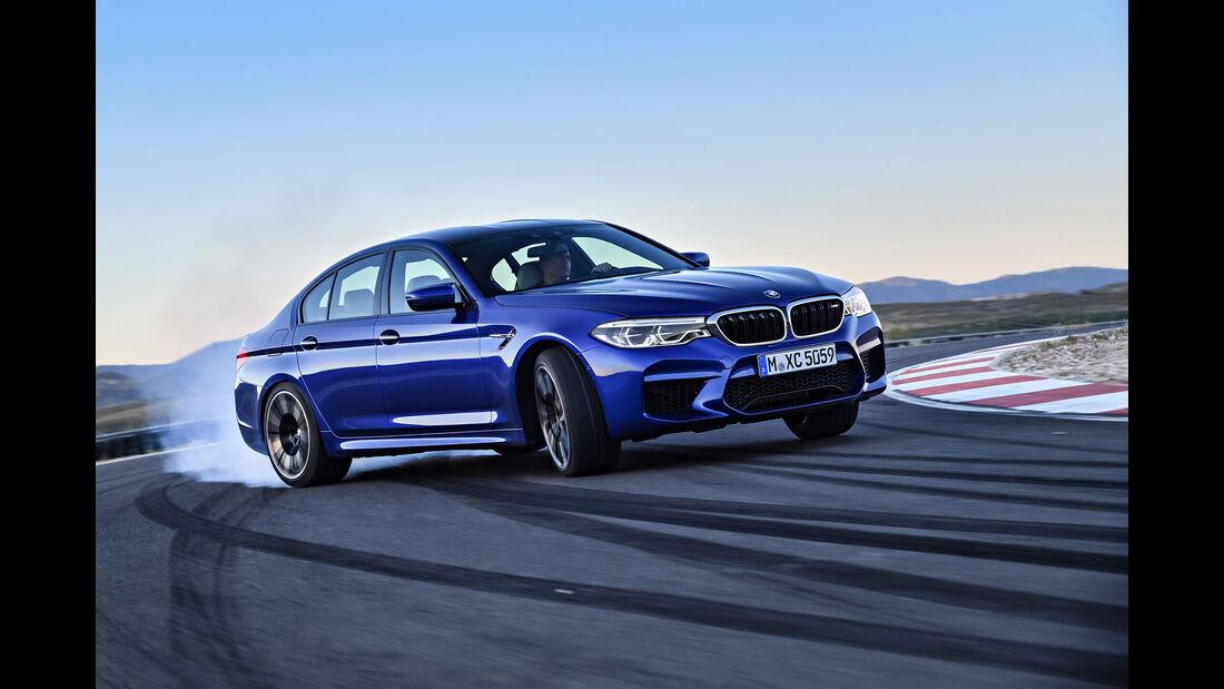 BMW M5 F90 - Business-Limousine