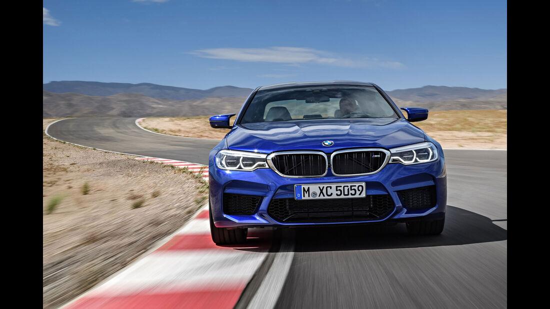 BMW M5 F90 - Business-Limousine - Frontansicht