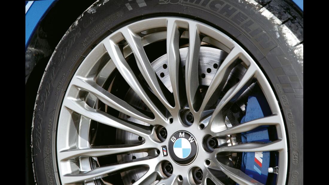 BMW M5, Felge