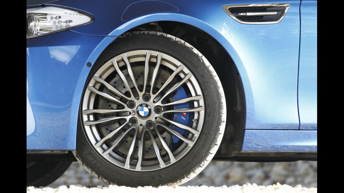 BMW M5, Felge, Rad