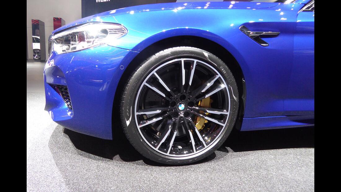 BMW M5 - Felgen - IAA 2017