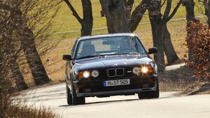 BMW M5, Frontansicht