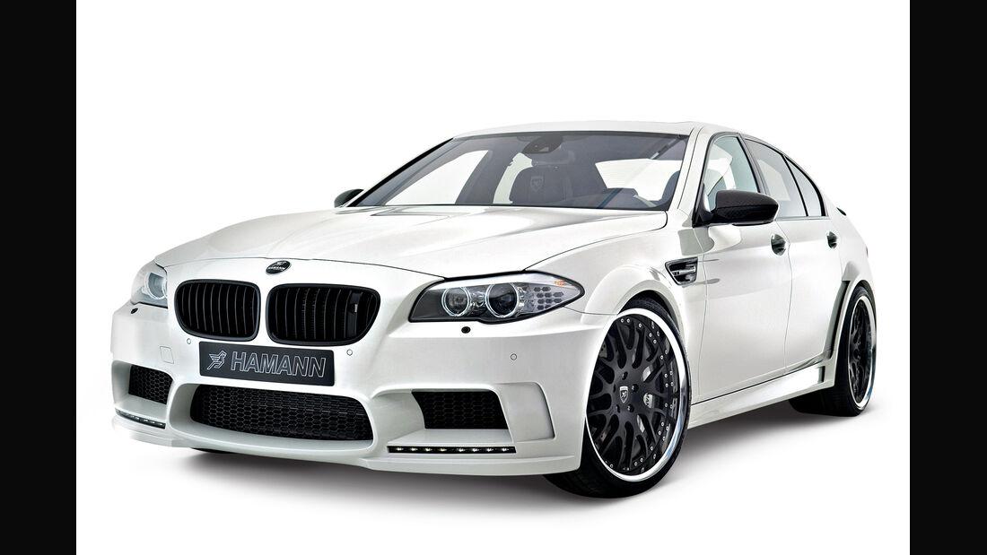 BMW M5, Hamann