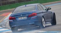 BMW M5, Heckansicht