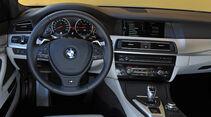 BMW M5, Innenraum