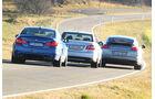 BMW M5, Mercedes E 63 AMG, Porsche Panamera Turbo